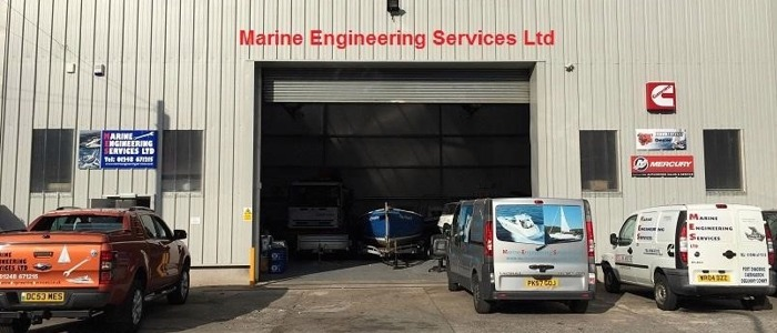 Marine Engineering Service Ltd.