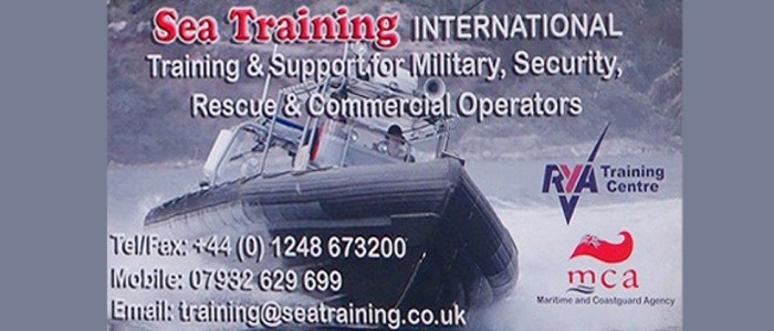 Sea Training International Ltd