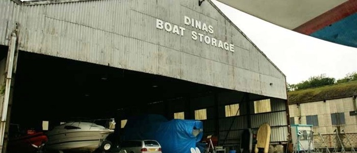 Dinas Boatyard Ltd