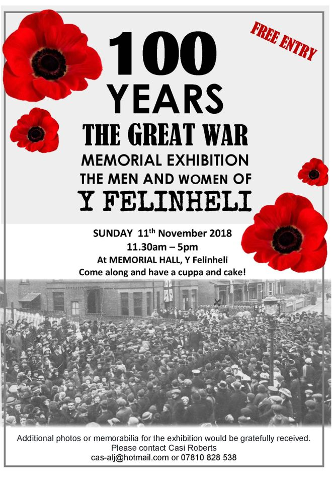 100 Years - The Great War Memorial Exhibition